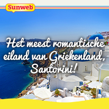 Santorini vakantie met Sunweb