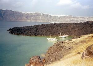 Santorini hot springs (warme bronnen)